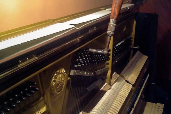 Επισκευή πιάνου