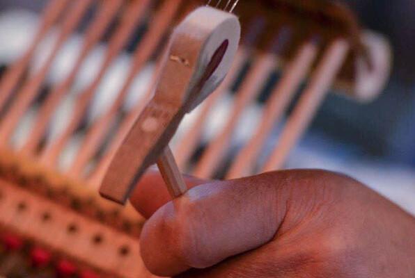 Διαδικασία ρύθμισης πιάνου 1